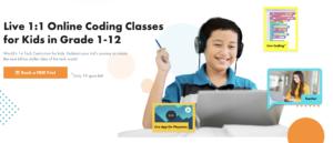 Whitehat Coding for Kids